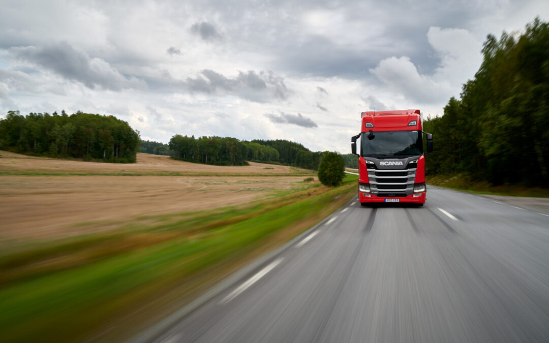 Scania scores hat trick: Scania R 450 is Green Truck 2019