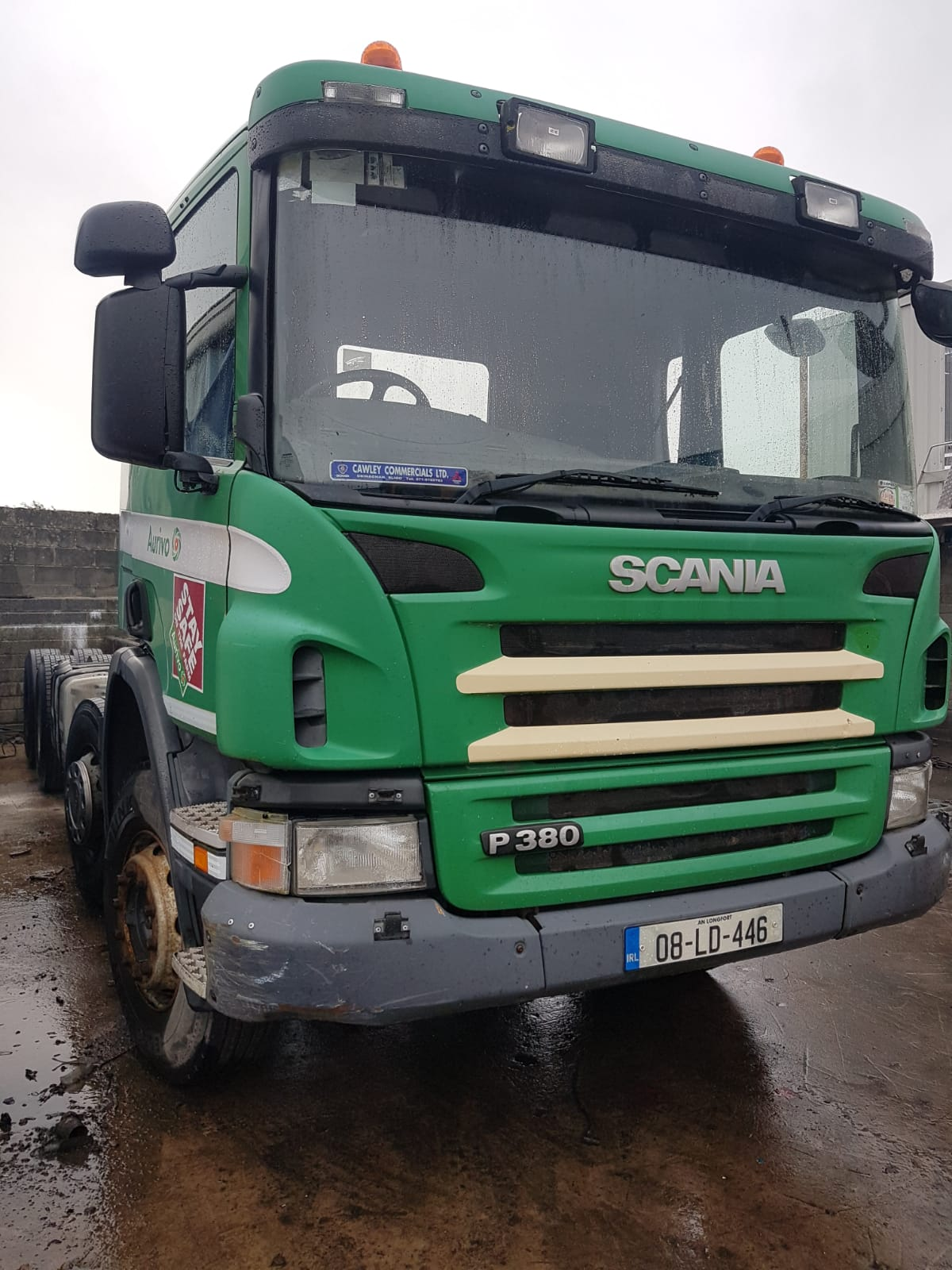 For Sale Scania P380