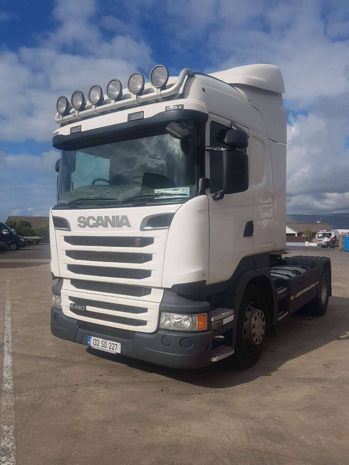 For Sale Scania