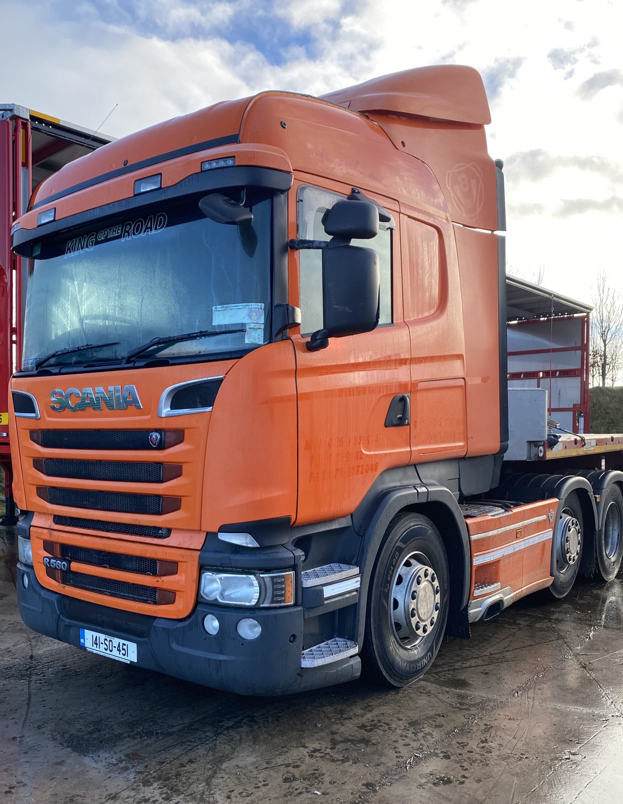 Scania R500 For Sale