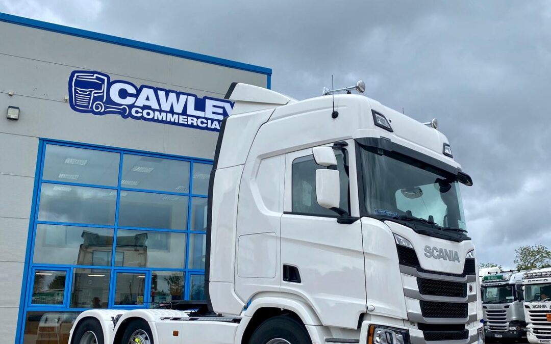Congrats to Jaclann Holdings New Scania R500