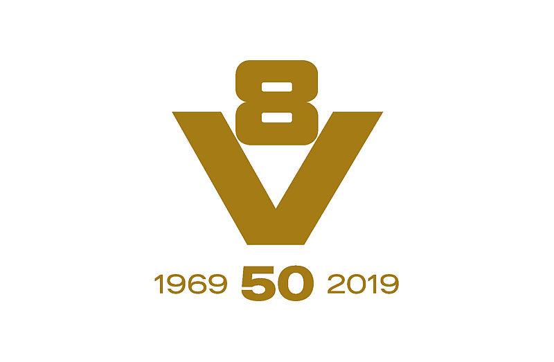 Brief History of Scania V8